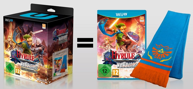 Hyrule Warriors Scarf Limited Edition Banner