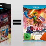 Hyrule Warriors Scarf Limited Edition Contents of Collector's Boxset UK Australia New Zealand