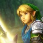 Hyrule Warriors Screenshot Up-Close Link Wii U
