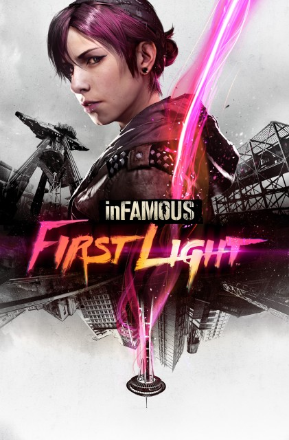 InFamous: Second Son - First Light Fetch artwork