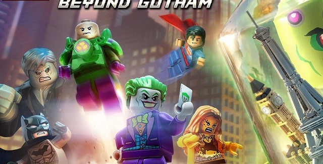 Lego Batman 3 Release Date