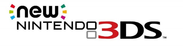 New 3DS Logo Official August 2014 Nintendo