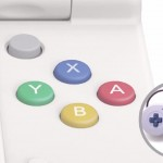 New 3DS XL Super NES Controller Colored Retro Buttons Comparison