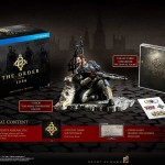 The Order 1886 Collector's Edition Contents PS4 USA