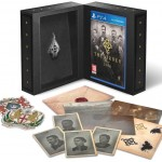 The Order 1886 European Collector's Edition Contents Limited Edition