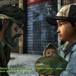 "The Walking Dead Game: Season 3 Kenny and Clementine ""Reach Wellington Ending"""