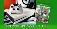 White Xbox One Prices Banner Artwork
