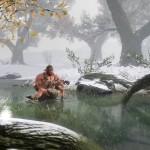 WiLD Game Winter Landscape Screenshot
