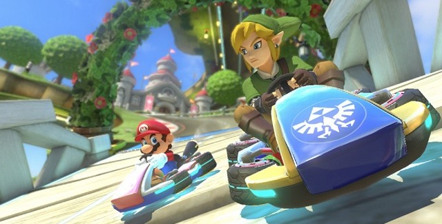 Zelda Karting Banner Screenshot