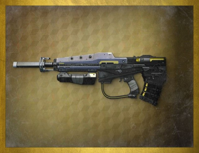Destiny The Fate of All Fools Exotic scout rifle