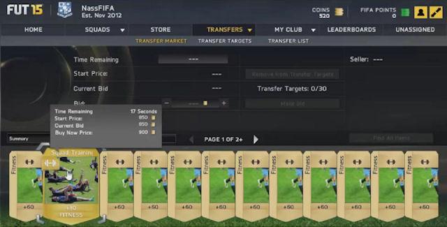 FIFA 15 Money Cheat