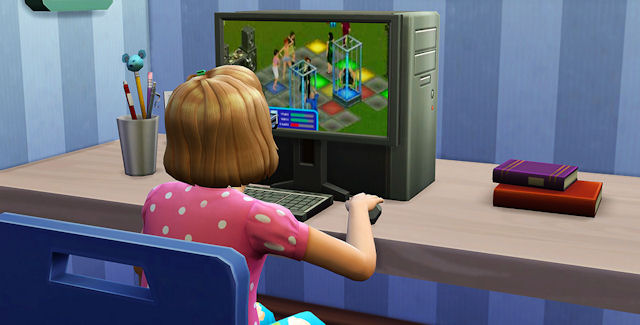 The Sims 4 Easter Eggs