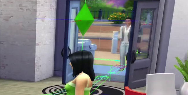 the sims 4 how to fix blurry grainy looking sims