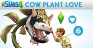 The Sims 4: How To Get A Cow Plant