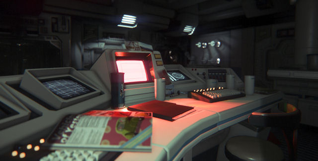 Alien Isolation Collectibles