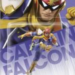 Amiibo Captain Falcon Box Artwork