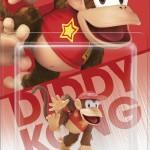 Amiibo Diddy Kong Box Artwork