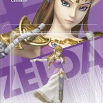 Amiibo Princess Zelda Box Artwork
