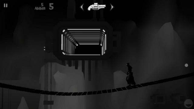 Black The Fall Tunnel Gameplay Screenshot