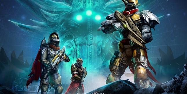 Destiny The Dark Below Expansion 1 Banner Artwork