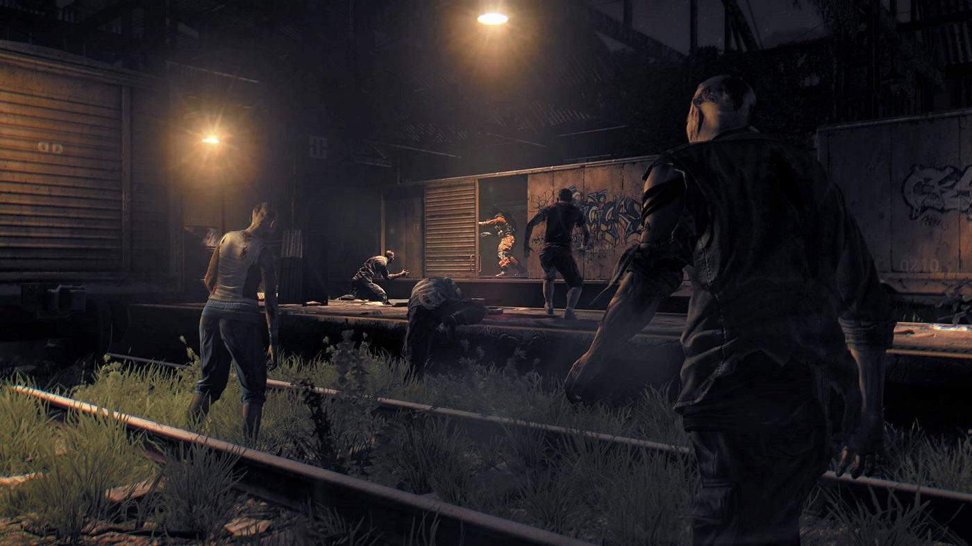 Dying Light Gameplay Screenshot Trainyard