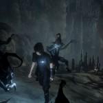 Final Fantasy Type-0 HD Dark Cave Gameplay Screenshot Xbox One PS4