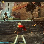 Final Fantasy Type-0 HD Soldier Problems Gameplay Screenshot Xbox One PS4