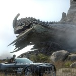 Giant Adamantoise Car Final Fantasy XV Gameplay Screenshot