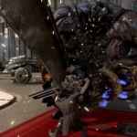 Iron Giant Final Fantasy XV Gameplay screenshot Enemy