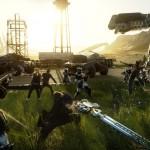 Final Fantasy XV Realtime Battles Gameplay Screenshot