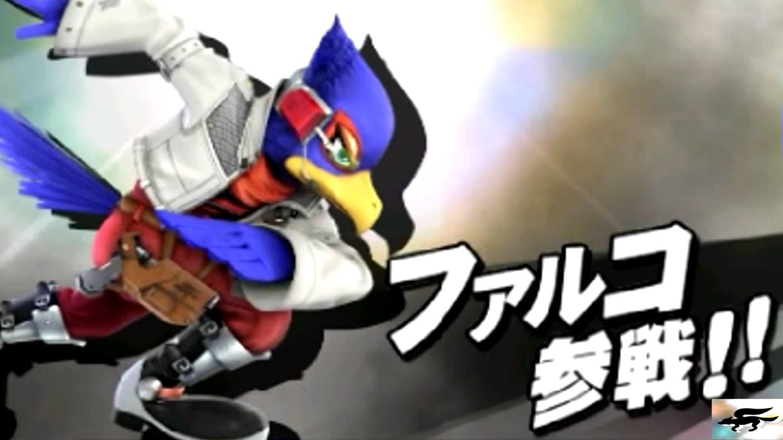 Super Smash Bros 3DS How To Unlock Falco