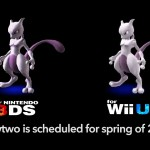 Super Smash Bros 3DS How To Unlock Mewtwo