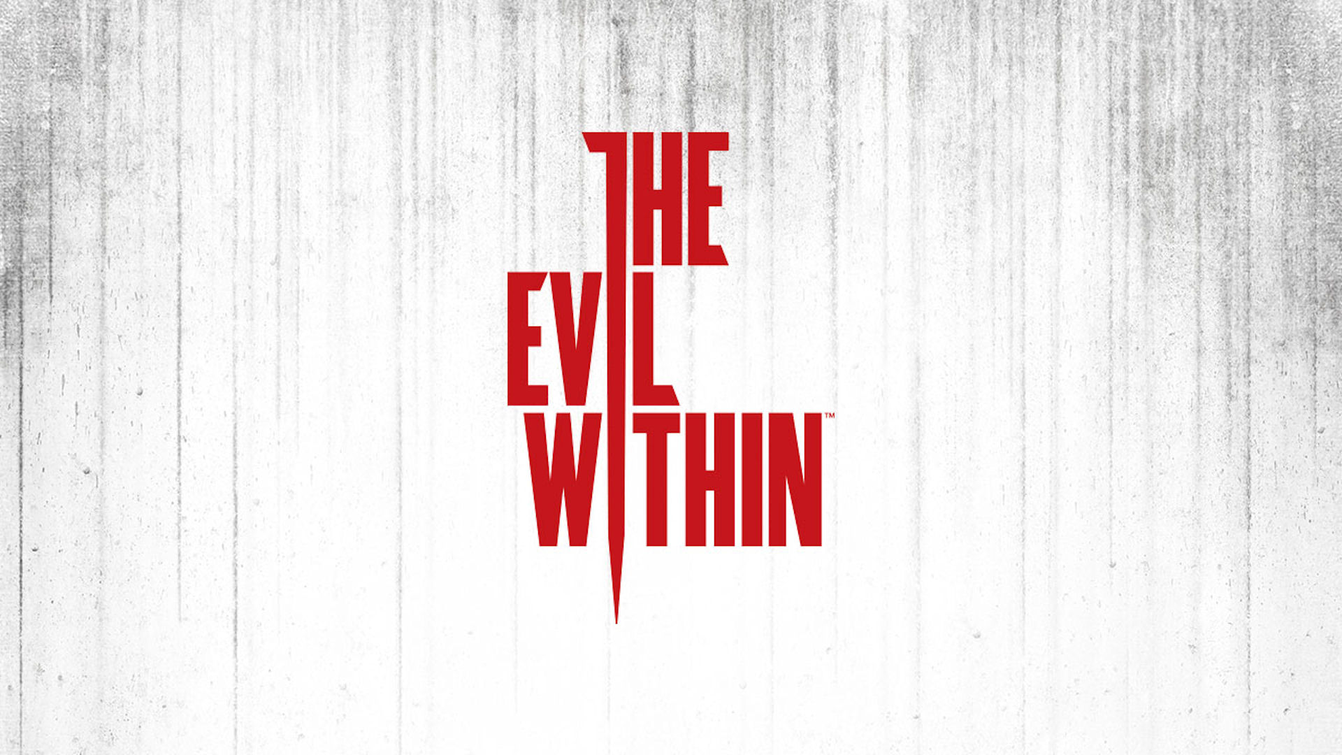 The Evil Within Logo Wallpaper