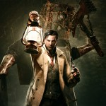The Evil Within The Keeper and Sebastian Castellanos Wallpaper