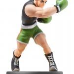 Toy Little Mac Amiibo Wii U 3DS