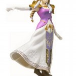 Toy Princess Zelda Amiibo Wii U 3DS
