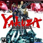 Yakuza: Dead Souls Box Artwork PS3 Mature Front USA