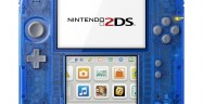 2DS See Through Translucent Crystal Blue Color 2014