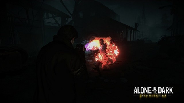 Alone in the Dark 6: Illumination Burn Baby Burn Gameplay Screenshot