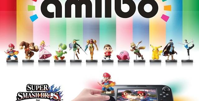 Amiibo Lineup Banner Artwork