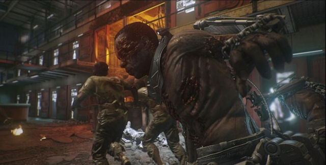 Call Of Duty Advanced Warfare How To Unlock Zombies Mode Video Games Blogger
