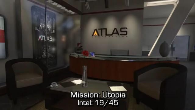 Call of Duty: Advanced Warfare Intel Location 19 in Mission 7: Utopia