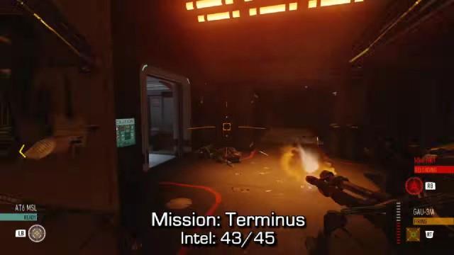 Call of Duty: Advanced Warfare Intel Location 43 in Mission 15: Terminus