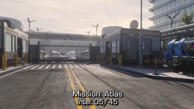 Call of Duty: Advanced Warfare Intel Location 5 in Mission 2: Atlas