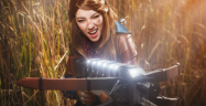 Dragon Age Inquisition: Varric Cosplay Photo 2