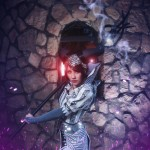 Dragon Age Inquisition: Vivienne Cosplay Photo 3