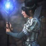 Dragon Age Inquisition: Vivienne Cosplay Photo 4