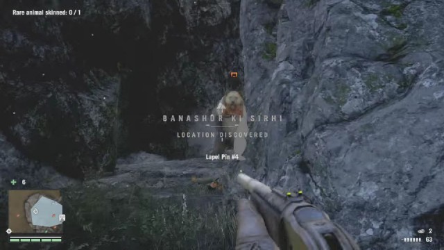 Far Cry 4 How To Get Ghost Bear Skin