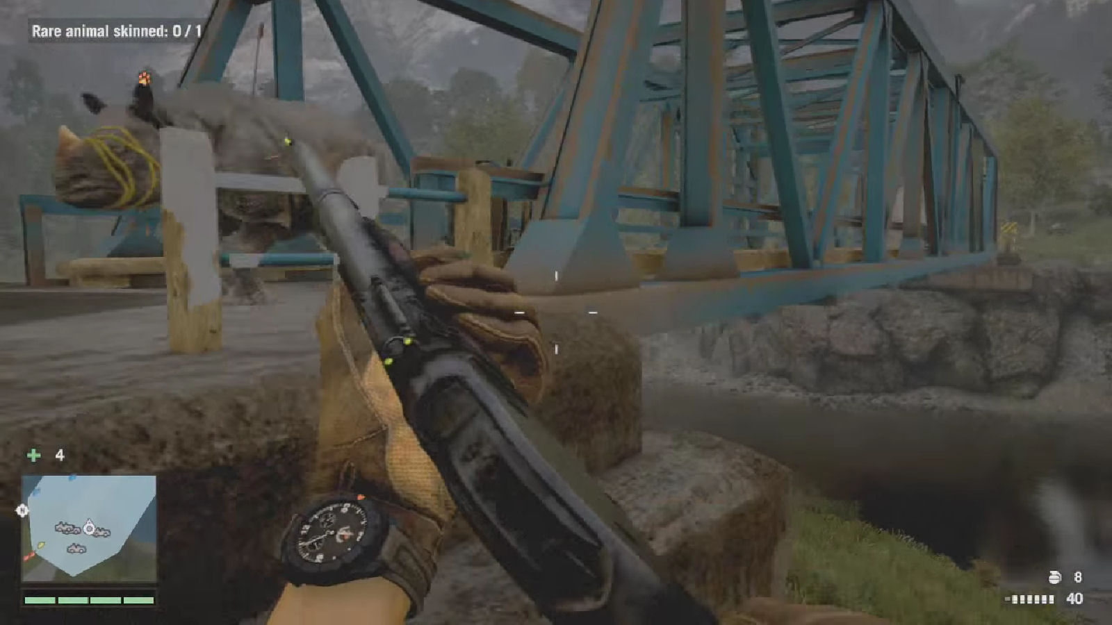Far Cry 4 How To Get Karkadann Skin