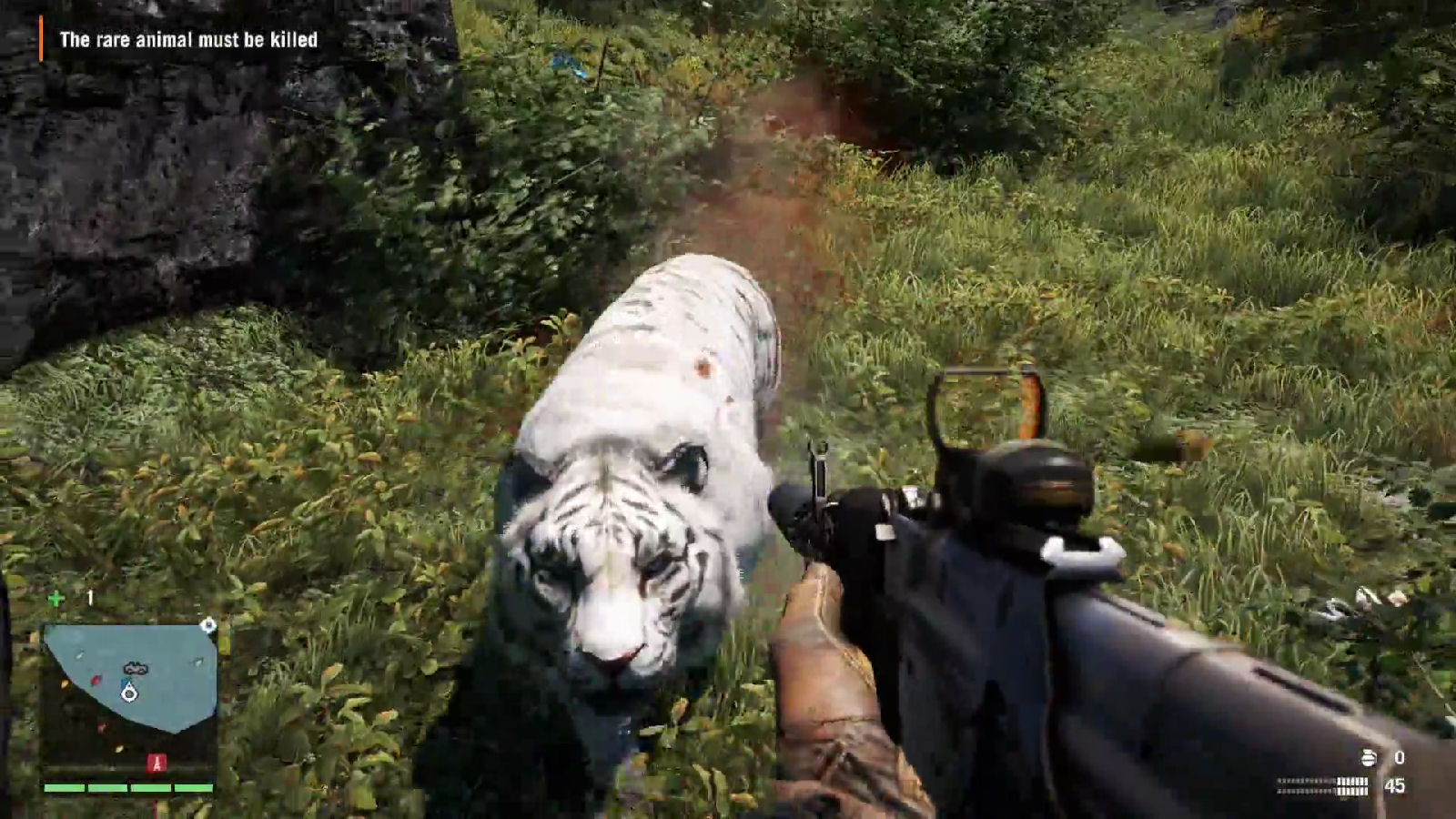 Far Cry 4 How To Get Sky Tiger Skin